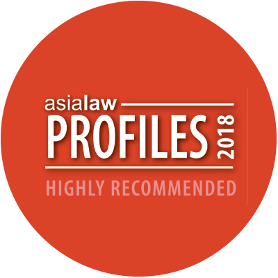 Asialaw Profile - 2018
