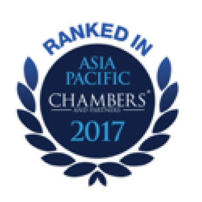 Chambers Asia - Pacific 2017